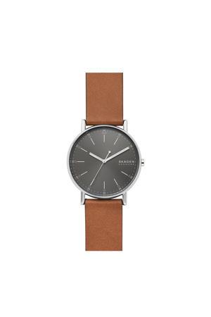 horloge Signatur SKW6578 bruin