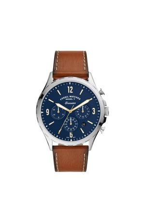 horloge Forrester Chrono FS5607 zilverkleur