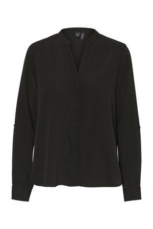 blouse Gabrina zwart