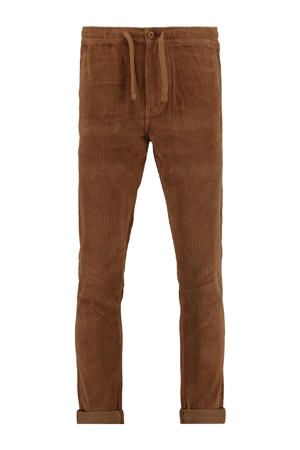 corduroy slim fit chino Pitt camel
