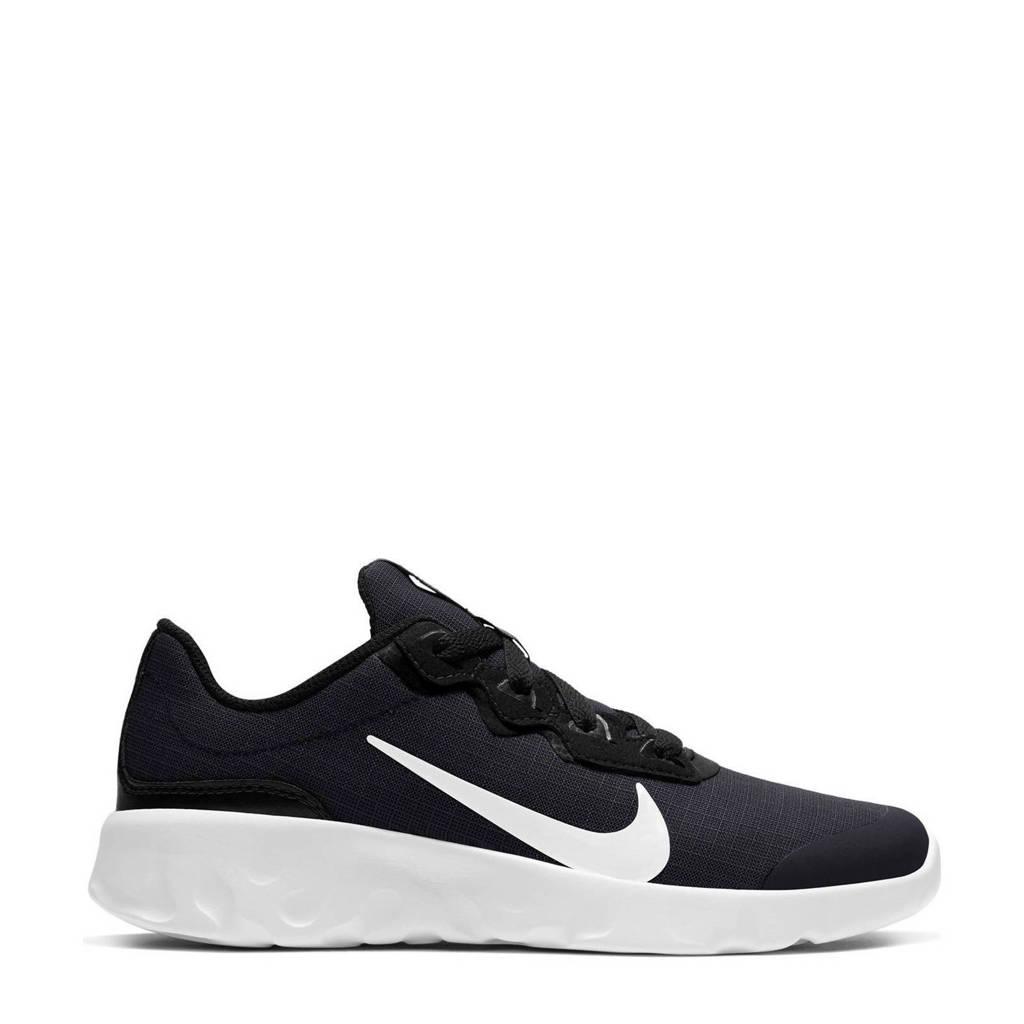 Nike  Explore Strada sneakers zwart/wit/antraciet, Zwart/wit