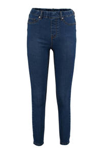 Hailys high waist skinny jeans LG C JN Jeggy blue, Blauw
