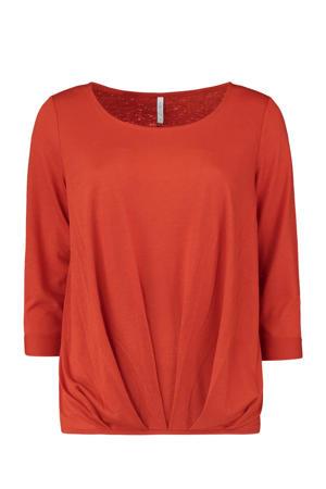 T-shirt 3/4 P TP Mara oranje
