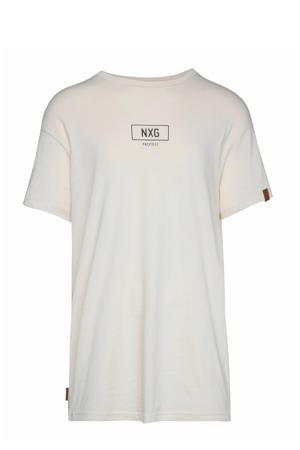 T-shirt Nokomika ecru