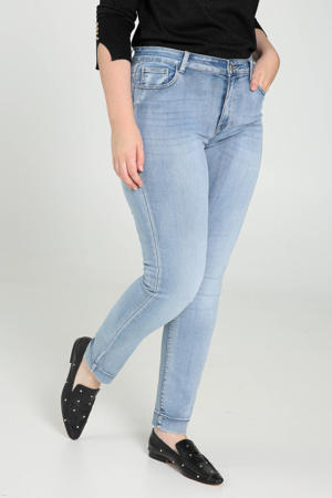 slim fit jeans light denim stonewashed