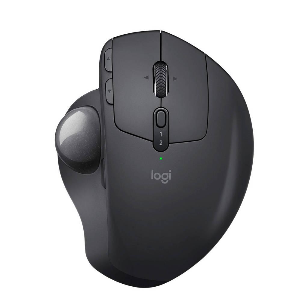 Logitech MX Ergo ergonomische muis, Zwart