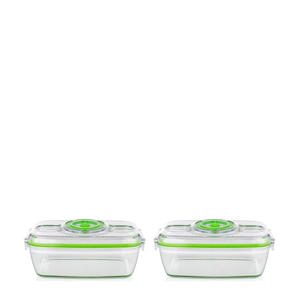 foodcontainers 2x 1.1L