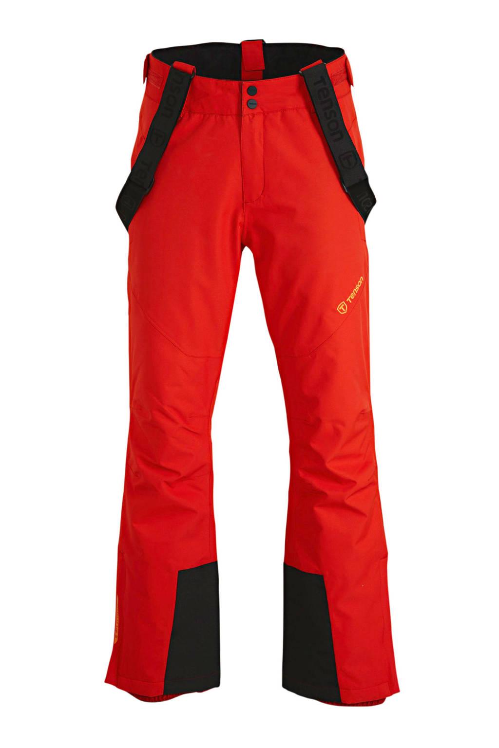 Tenson skibroek Radient rood, Rood