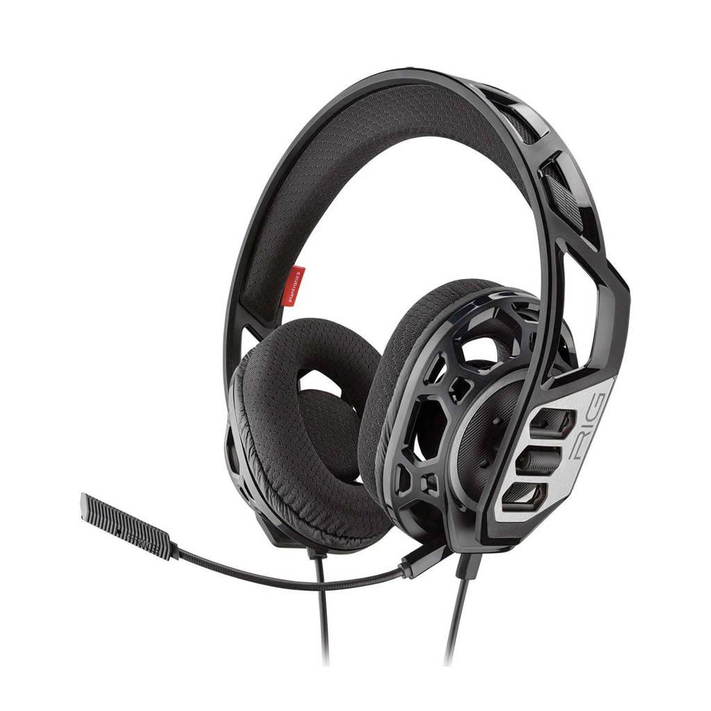 Nacon  RIG 300HC gaming headset (Nintendo Switch), Zwart