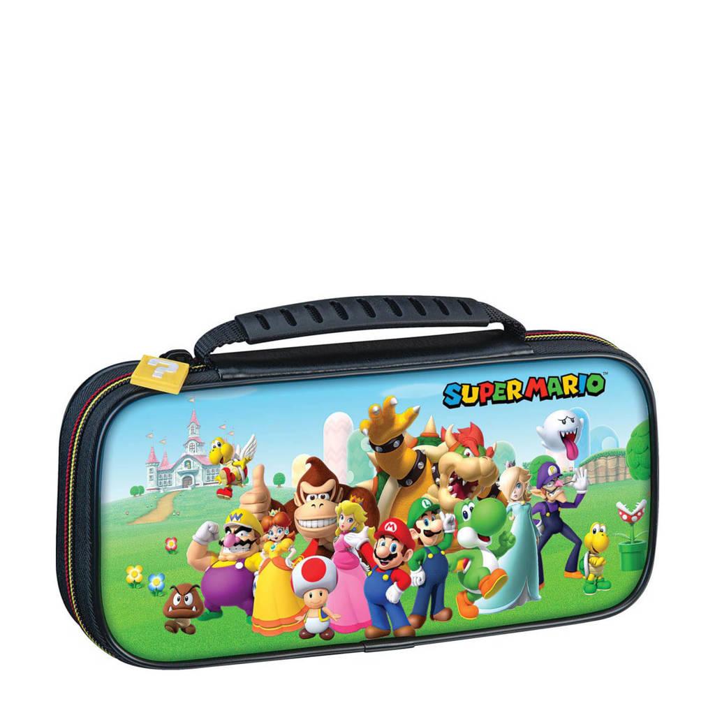 BigBen Nintendo Switch Super Mario deluxe travel case, Multi