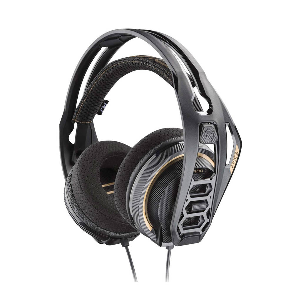 Nacon   RIG 400 HX Dolby Atmos gaming headset (PC), Grijs