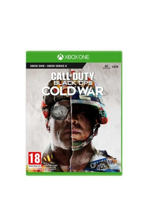 Call of Duty Black Ops Cold War (Xbox One)