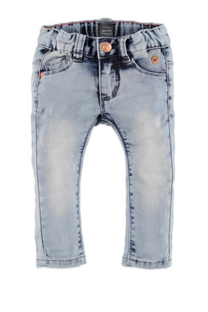 slim fit jog denim blauw
