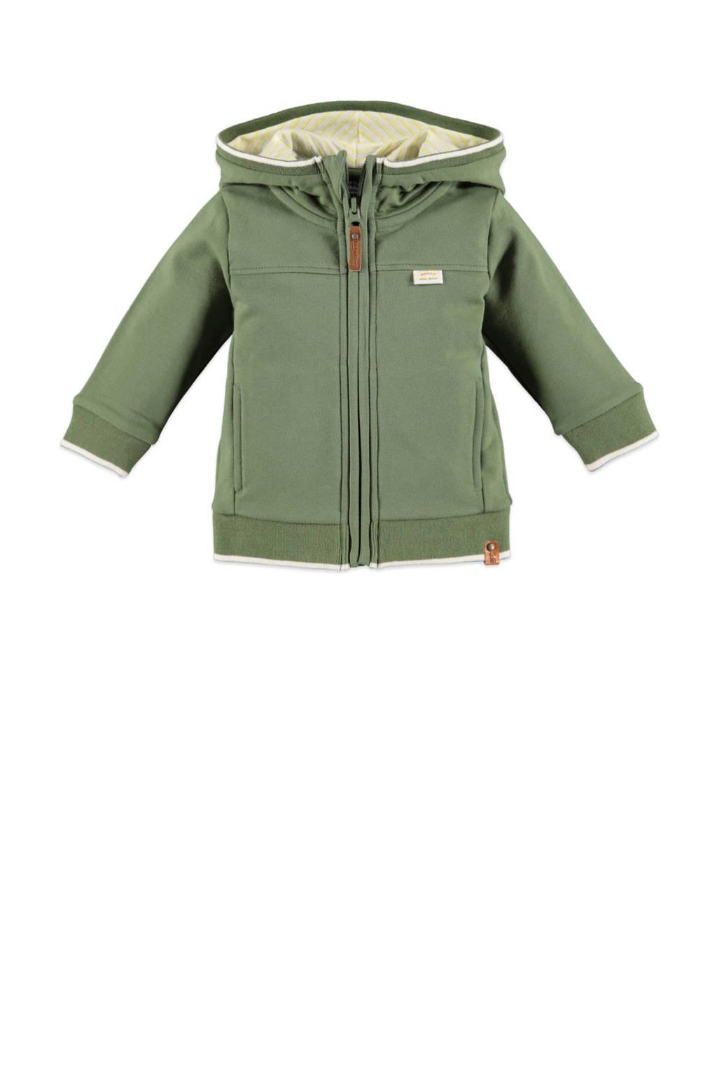 Babyface vest groen, Groen
