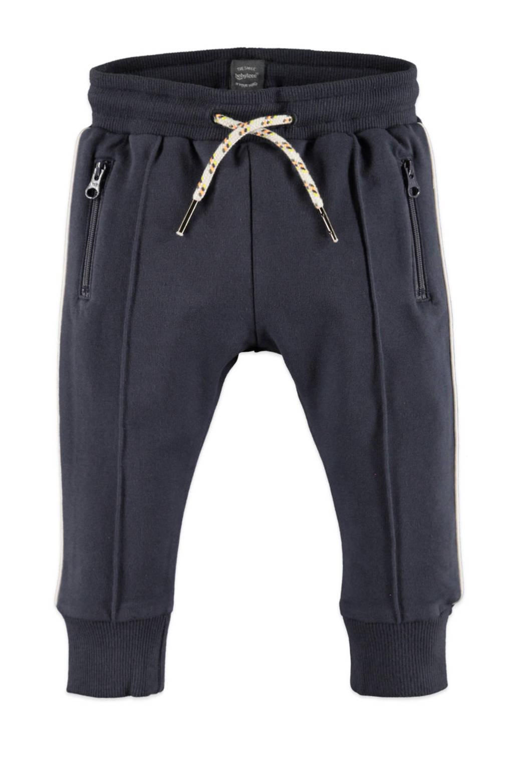 Babyface regular fit broek donkerblauw, Donkerblauw
