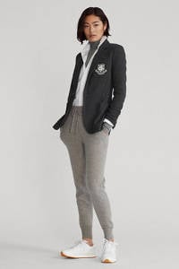 POLO Ralph Lauren blazer met printopdruk grey, Grey