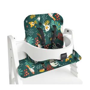 kussenset voor kinderstoel Kidsmill Up groen