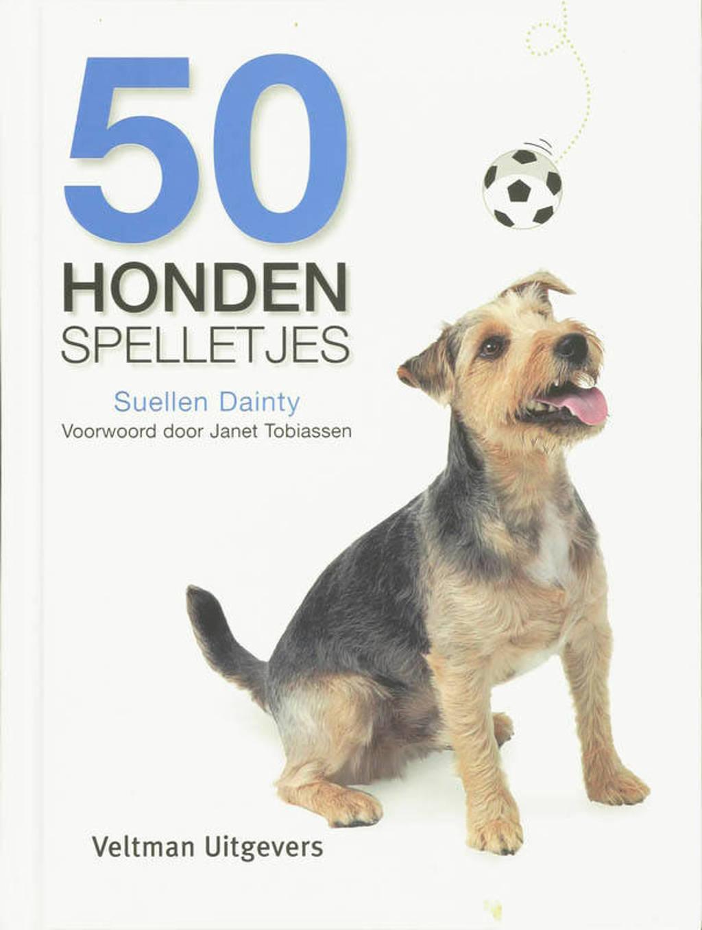50 hondenspelletjes - S. Dainty