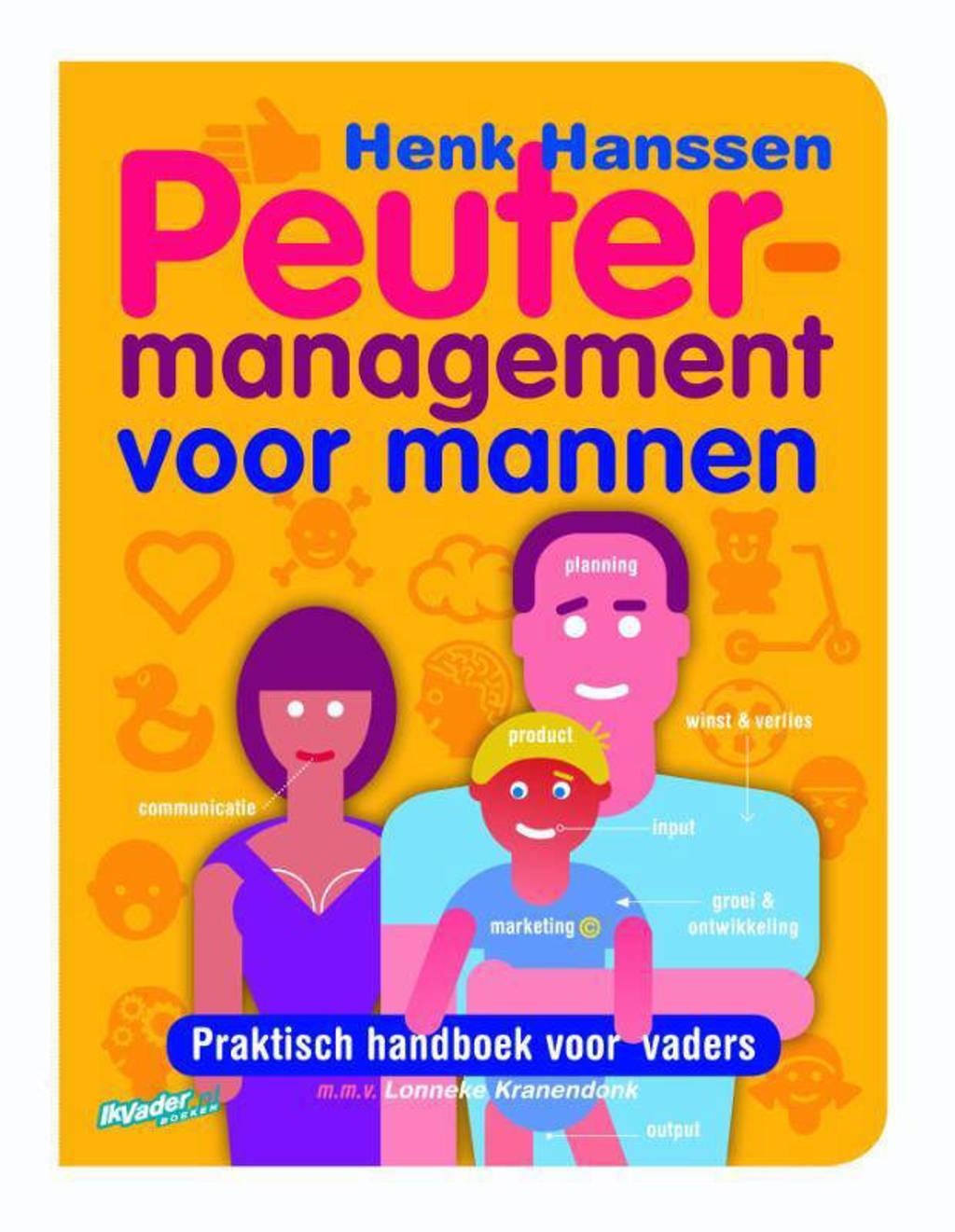 Peutermanagement voor mannen - Henk Hanssen