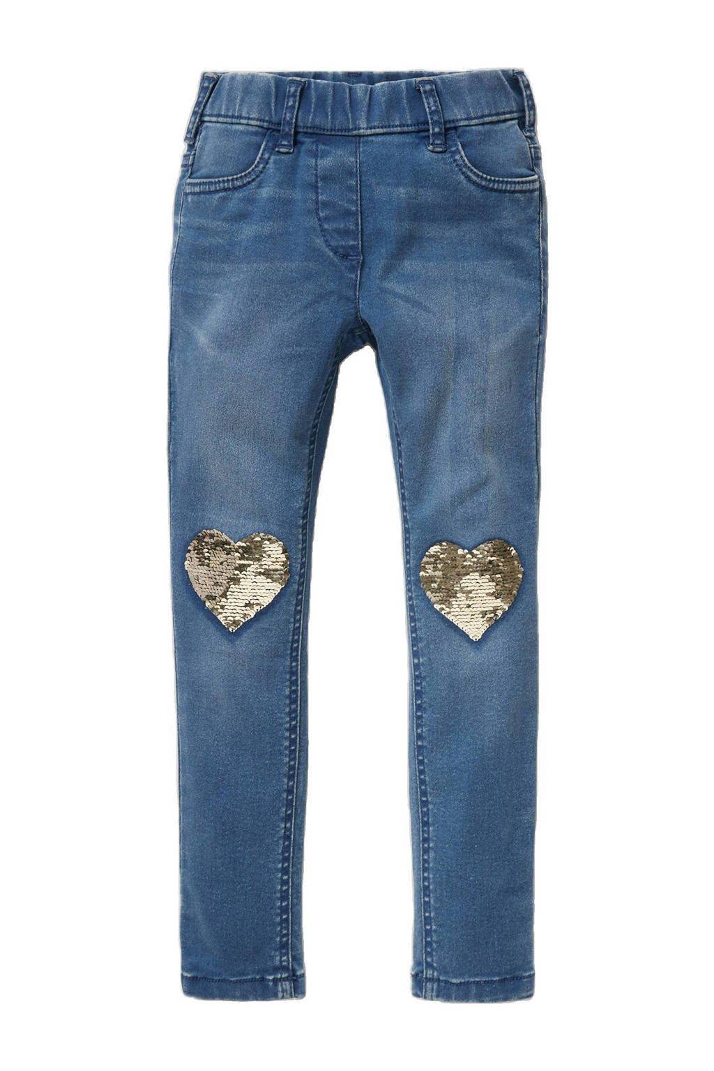 C&A slim fit jeans stonewashed, Stonewashed