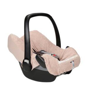 Riga autostoel hoes groep 0+ grey pink