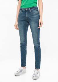 s.Oliver skinny jeans light denim stonewashed, Light denim stonewashed