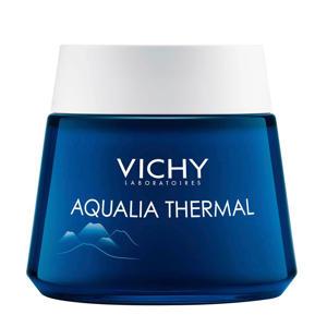 Aqualia Thermal Spa Re-Hydraterende Anti-Vermoeidheid nachtcrème - 75 ml