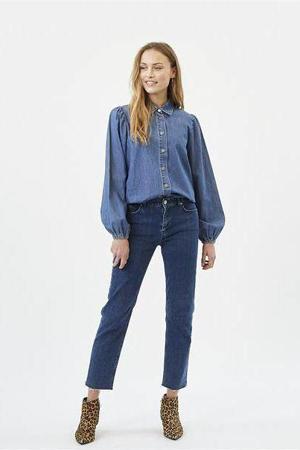 blouse Hali blauw