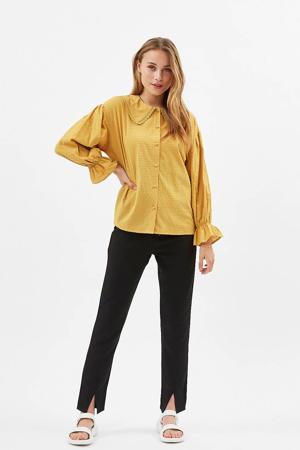 blouse Carro geel