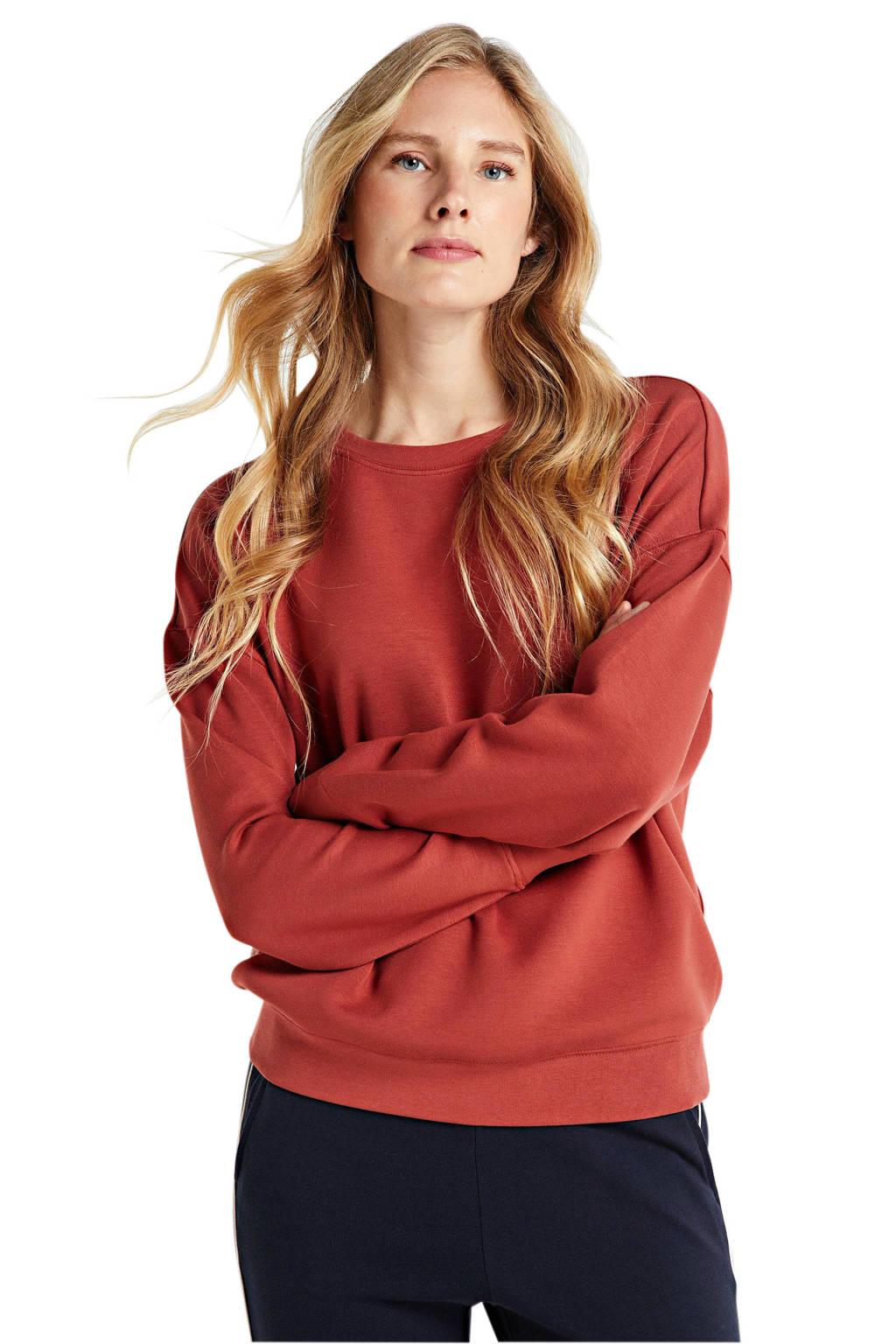 MSCH Copenhagen trui Ima roodbruin, Roodbruin