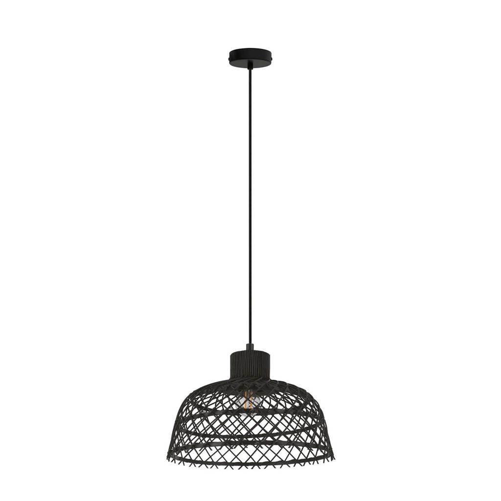 EGLO hanglamp Ausnby, Zwart