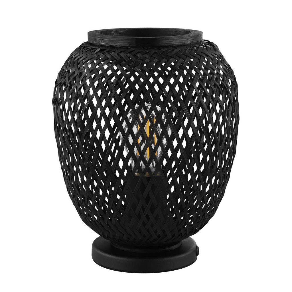 EGLO tafellamp Dembleby 1, Zwart
