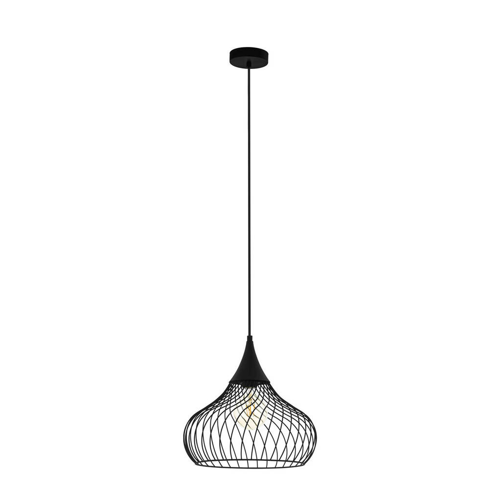 EGLO hanglamp Staverton, Zwart