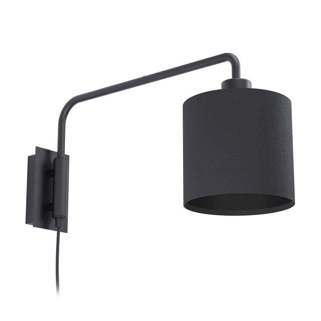 EGLO wandlamp Staiti 1, Zwart
