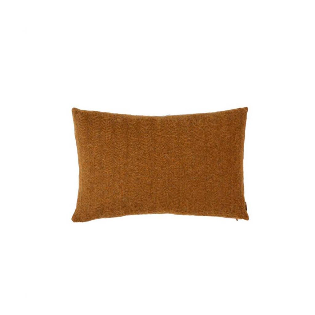 OYOY sierkussen Kata (60x40 cm), Caramel Melange