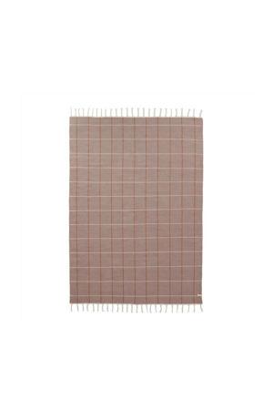 vloerkleed Grid  (140x80 cm)