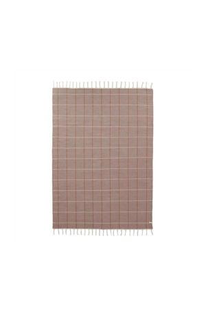 vloerkleed Grid  (Ø140)