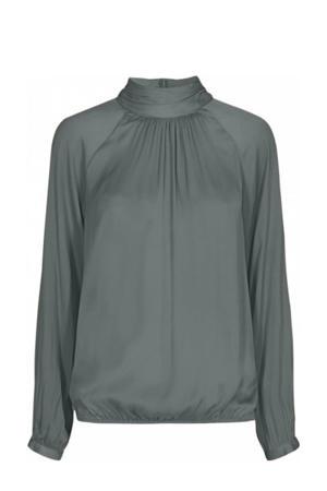 top SC-PAMELA 2 van gerecycled polyester groen