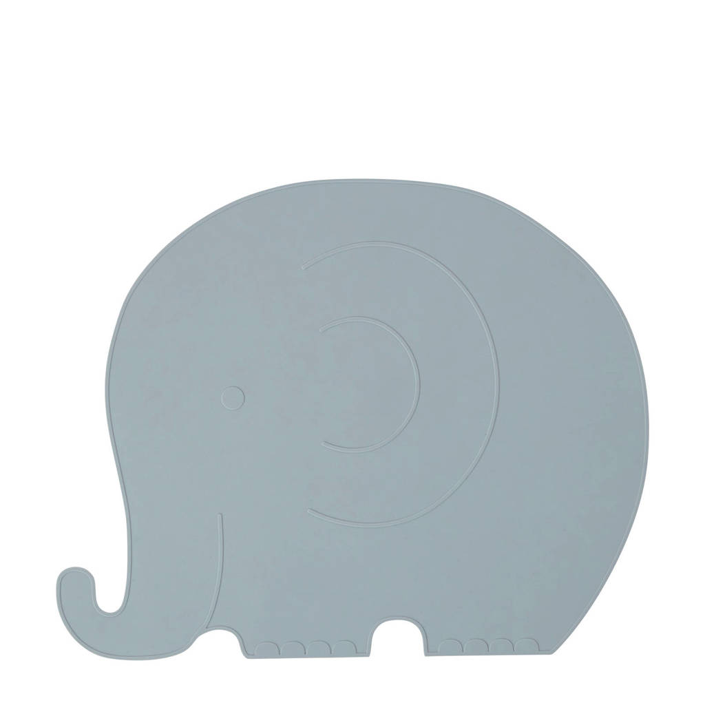 OYOY placemat, Blauw