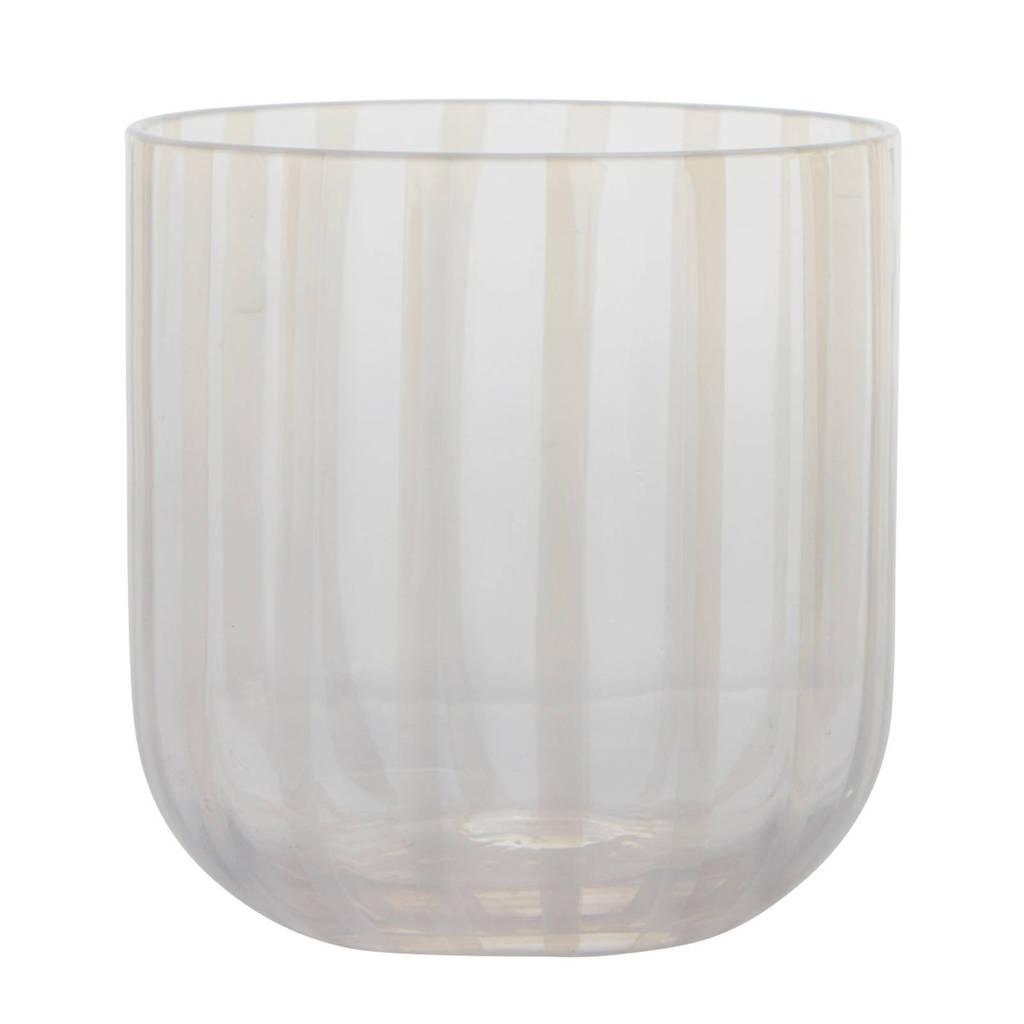 OYOY waterglas Mizu (Ø10 cm)(set van 2), Transparant