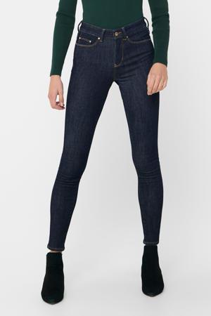 high waist skinny jeans Hush donkerblauw
