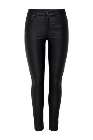 coated cropped broek Kendell zwart