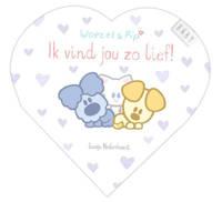 Woezel & Pip Baby: Ik vind jou zo lief! - Guusje Nederhorst