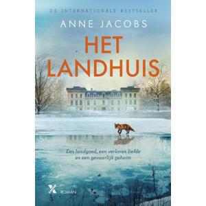 Het landhuis: Het landhuis - Anne Jacobs