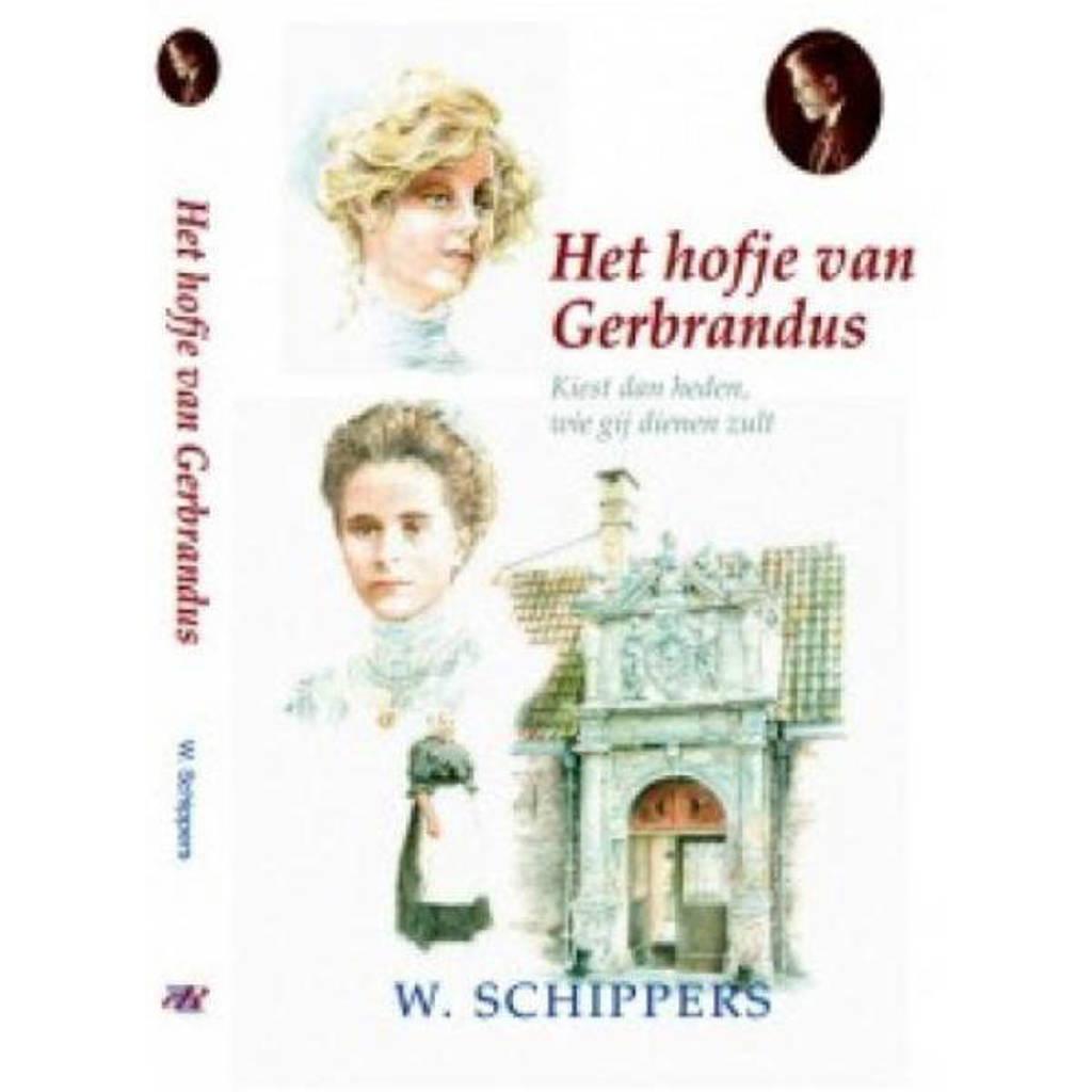 Schippersserie: Het hofje van Gerbrandus - Willem Schippers
