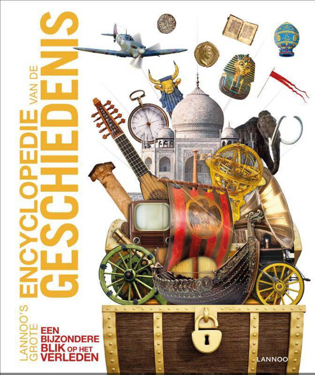 Lannoo's grote encyclopedie: Lannoo's grote encyclopedie van de geschiedenis