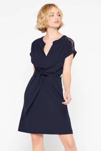 LOLALIZA jurk donkerblauw, Donkerblauw