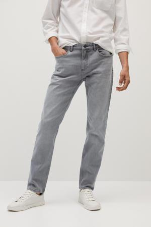 straight fit jeans changeant grijs