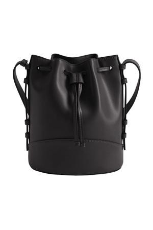 crossbody tas zwart