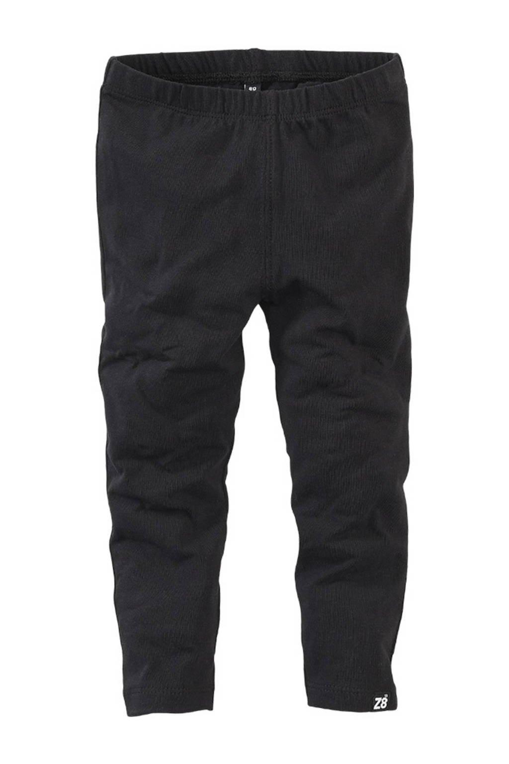 Z8 legging Canberra zwart, Zwart